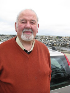 John, taxi driver from Uist
